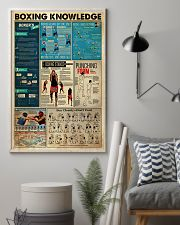 BOXING KNOWLEDGE 24x36 Poster lifestyle-poster-1