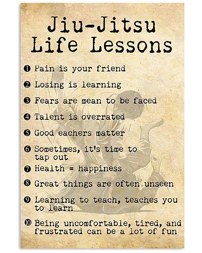 JIU-JITSU LIFE LESSONS