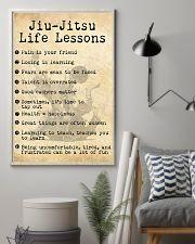 JIU-JITSU LIFE LESSONS 24x36 Poster lifestyle-poster-1
