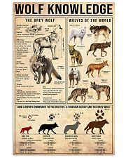 WOLF 11x17 Poster front