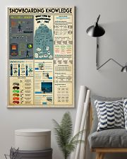 Snowboarding Knowledge 11x17 Poster lifestyle-poster-1