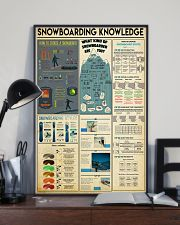 Snowboarding Knowledge 11x17 Poster lifestyle-poster-2