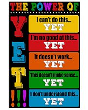 Classroom 11x17 Poster front