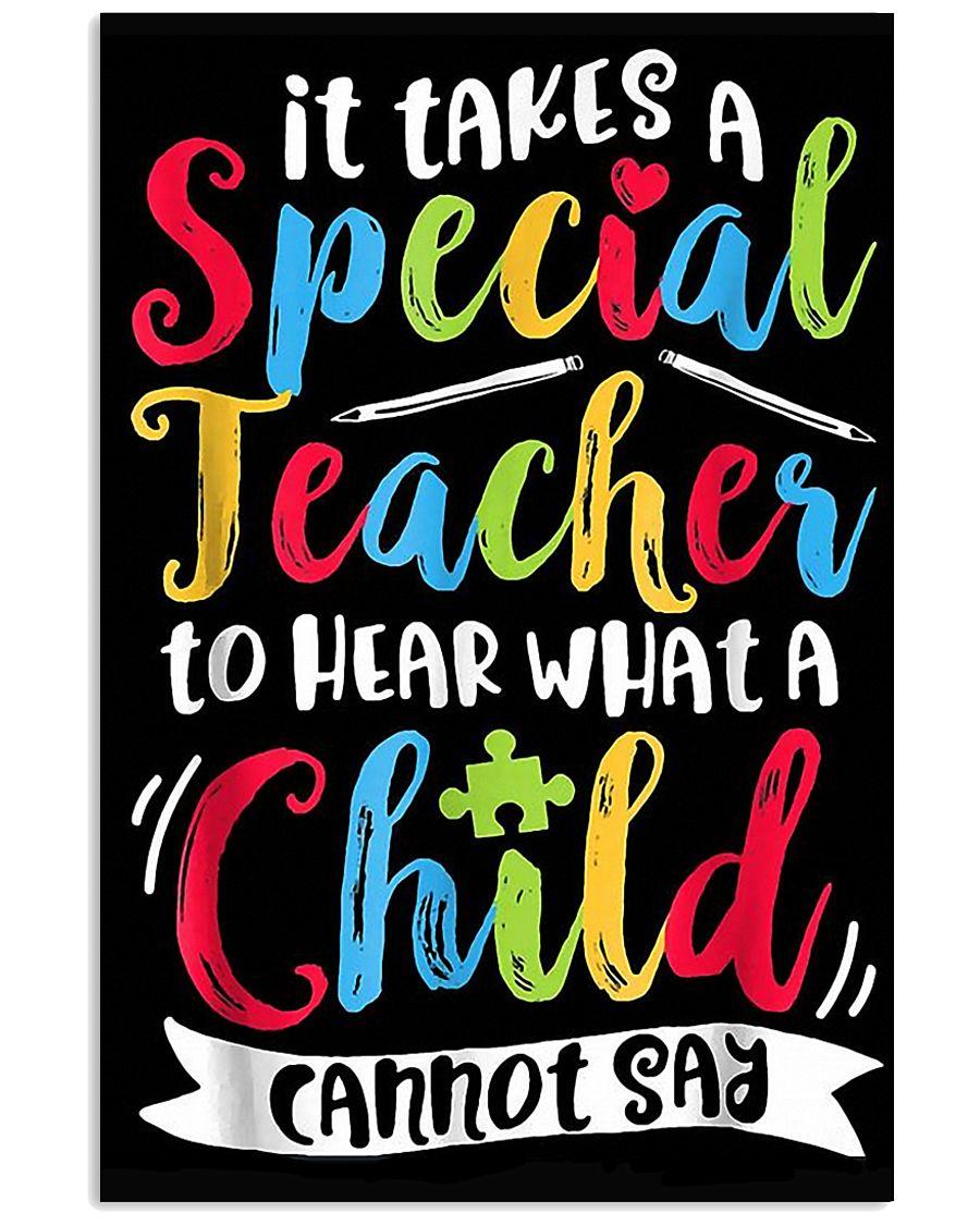 TEACHER 11x17 Poster