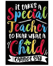 TEACHER 11x17 Poster front