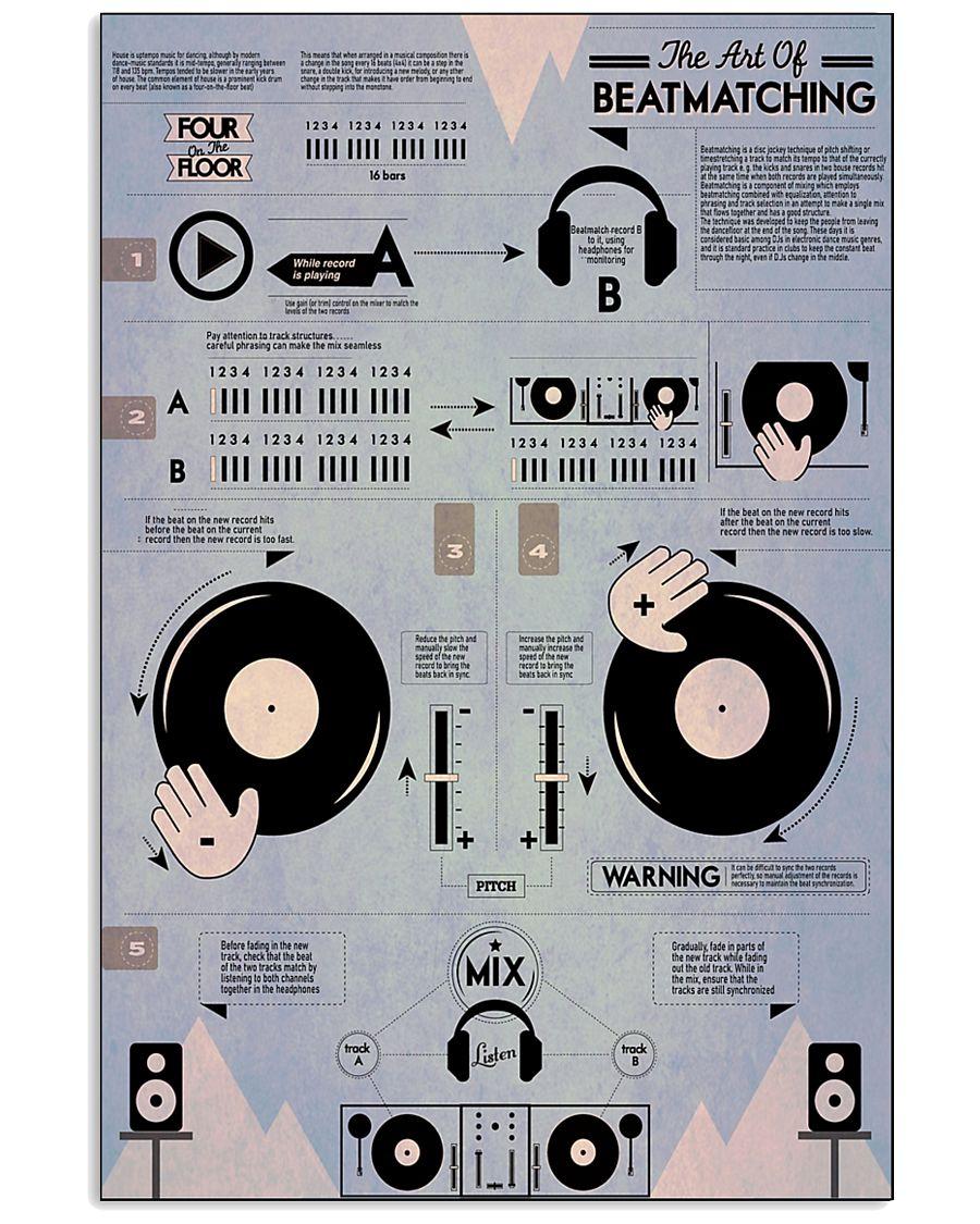 poster-DJ 11x17 Poster