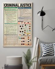 CRIMINAL JUSTICE 24x36 Poster lifestyle-poster-1