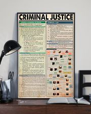 CRIMINAL JUSTICE 24x36 Poster lifestyle-poster-2