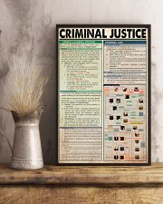 CRIMINAL JUSTICE 24x36 Poster lifestyle-poster-3