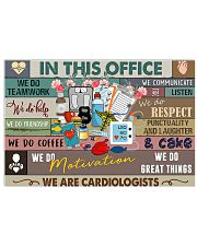 CARDIOLOGISTS 17x11 Poster front