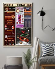 ROULETTE  24x36 Poster lifestyle-poster-1