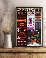 ROULETTE  24x36 Poster lifestyle-poster-3