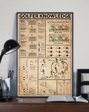 golfer 11x17 Poster lifestyle-poster-2