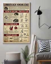 LUMBERJACK 24x36 Poster lifestyle-poster-1