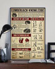 LUMBERJACK 24x36 Poster lifestyle-poster-2