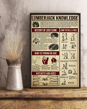 LUMBERJACK 24x36 Poster lifestyle-poster-3