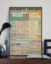 BIOCHEMISTRY KNOWLEDGE 11x17 Poster lifestyle-poster-2