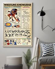 WRESTLING 24x36 Poster lifestyle-poster-1