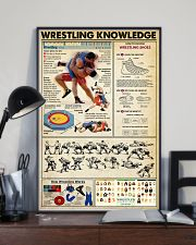 WRESTLING 24x36 Poster lifestyle-poster-2