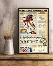 WRESTLING 24x36 Poster lifestyle-poster-3
