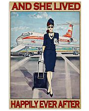 Flight Attendant Poster 24x36 Poster front