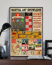 MARTIAL KNOWLEDGE 24x36 Poster lifestyle-poster-2