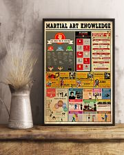 MARTIAL KNOWLEDGE 24x36 Poster lifestyle-poster-3