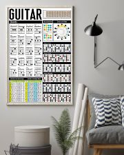 Guitar Chords 11x17 Poster lifestyle-poster-1