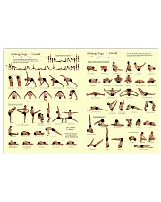 YOGA15 17x11 Poster front