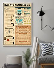KARATE KNOWLEDGE 24x36 Poster lifestyle-poster-1