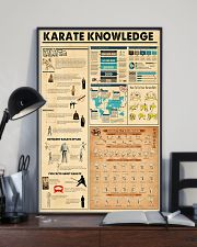 KARATE KNOWLEDGE 24x36 Poster lifestyle-poster-2