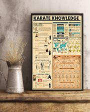 KARATE KNOWLEDGE 24x36 Poster lifestyle-poster-3