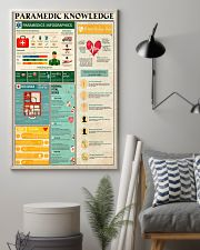 PARAMEDIC KNOWLEDGE 24x36 Poster lifestyle-poster-1