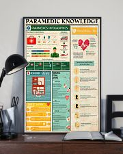 PARAMEDIC KNOWLEDGE 24x36 Poster lifestyle-poster-2