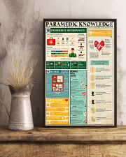 PARAMEDIC KNOWLEDGE 24x36 Poster lifestyle-poster-3