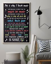 TEACH MUSIC 11x17 Poster lifestyle-poster-1
