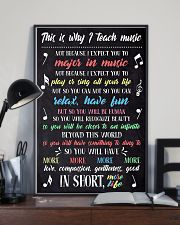 TEACH MUSIC 11x17 Poster lifestyle-poster-2