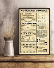 PHOTOGRAPHER 11x17 Poster lifestyle-poster-3