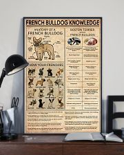 FRENCH BULLDOG 11x17 Poster lifestyle-poster-2