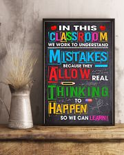 CLASSROOM 11x17 Poster lifestyle-poster-3