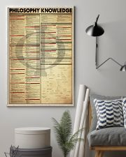 PHILOSOPHY KNOWLEDGE 24x36 Poster lifestyle-poster-1