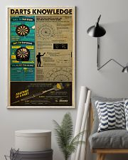 DARTS KNOWLEDGE 24x36 Poster lifestyle-poster-1