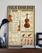 VIOLIN KNOWLEDGE 11x17 Poster lifestyle-poster-2