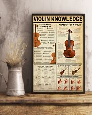 VIOLIN KNOWLEDGE 11x17 Poster lifestyle-poster-3
