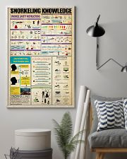 SNORKELING 24x36 Poster lifestyle-poster-1