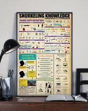 SNORKELING 24x36 Poster lifestyle-poster-2