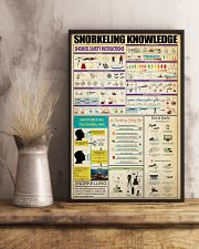 SNORKELING 24x36 Poster lifestyle-poster-3