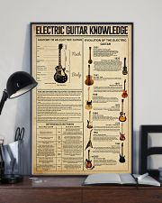 ELECTRIC GUITAR KNOWLEDGE 11x17 Poster lifestyle-poster-2