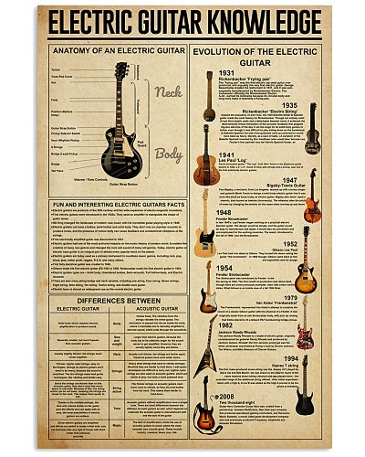 ELECTRIC GUITAR KNOWLEDGE