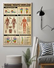 masage therapist 24x36 Poster lifestyle-poster-1